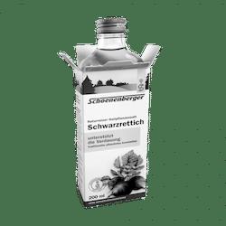 Schoenenberger® Schwarzrettich, Naturreiner Heilpflanzensaft