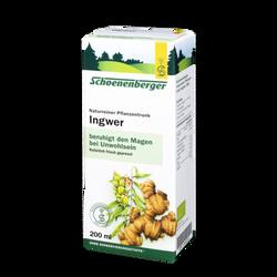 Schoenenberger® Ingwer, Naturreiner Pflanzentrunk