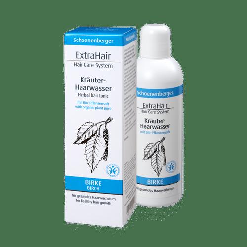 Schoenenberger® Naturkosmetik ExtraHair® Hair Care System Kräuter-Haarwasser
