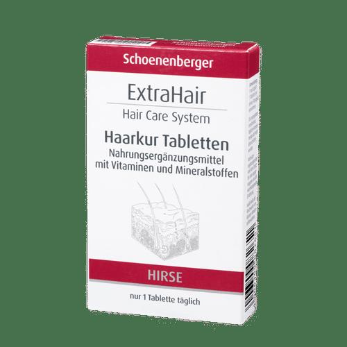 Schoenenberger® Naturkosmetik ExtraHair® Hair Care System Haarkur Tabletten
