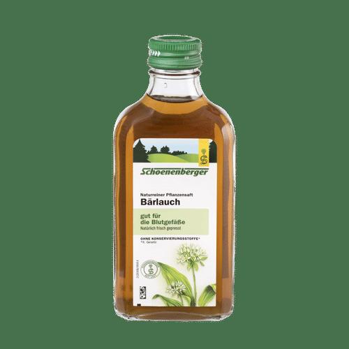 Schoenenberger® Bärlauch, Naturreiner Pflanzensaft