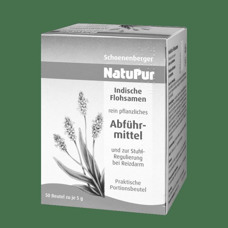 Schoenenberger® NatuPur® Indische Flohsamen
