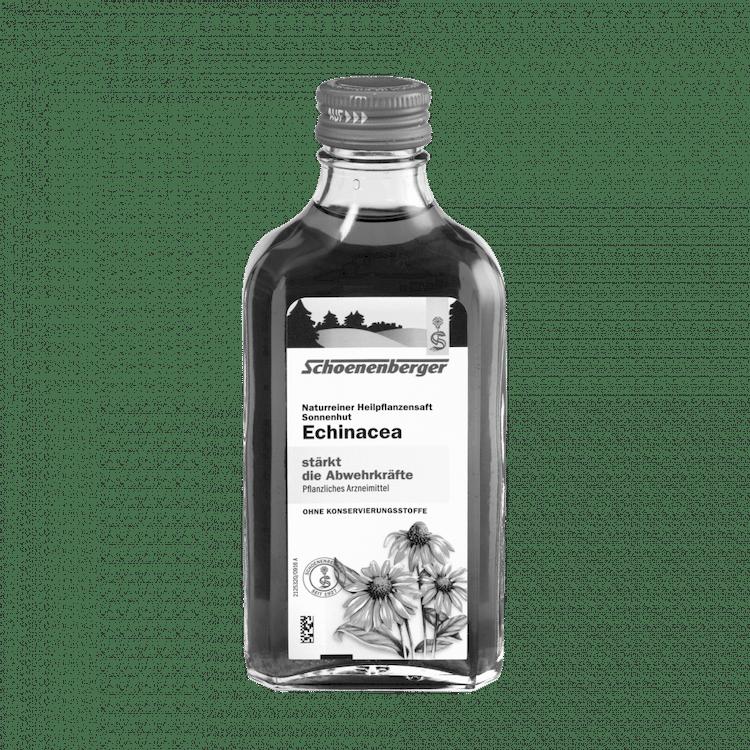Schoenenberger® Echinacea, Naturreiner Heilpflanzensaft Sonnenhut