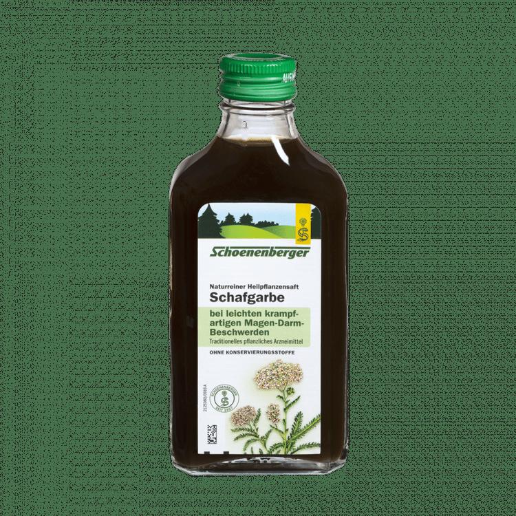 Schoenenberger® Schafgarbe, Naturreiner Heilpflanzensaft