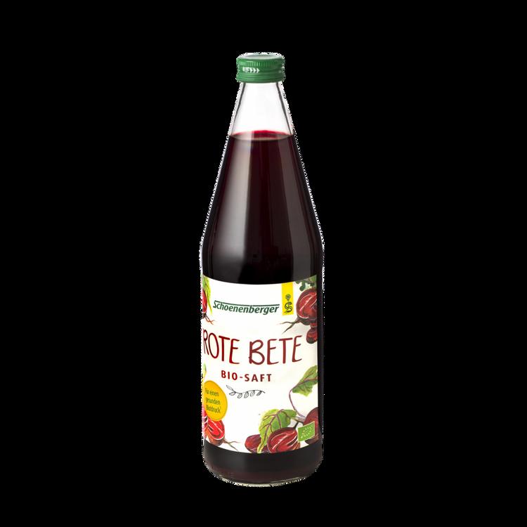 Schoenenberger® Rote Bete Bio-Saft