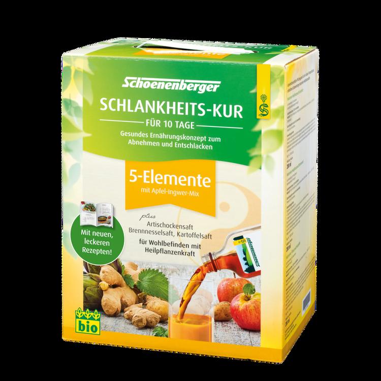 """Schoenenberger® Schlankheits-Kur """"5-Elemente"""""""