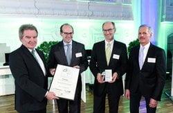 Umweltpreis für Schoenenberger