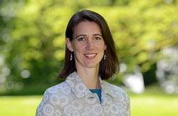 Bettina Gräfin Bernadotte, Geschäftsführerin Mainau:
