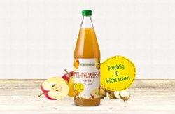Apfel-Ingwer-Mix