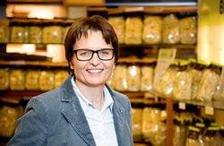 Irmgard Freidler, Geschäftsführerin ALB-GOLD: